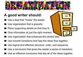 Organisation   HIGHLAND LITERACY