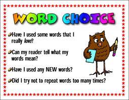 word choice 3