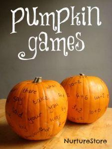 pumpkin games